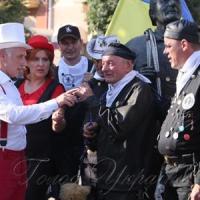 Провели парад сажотрусів