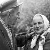 Живе у спогадах подружжя гончарів