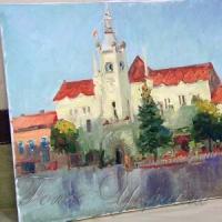 Художники творили духовний образ Мукачева