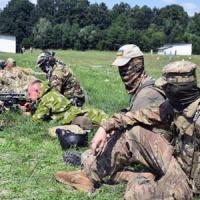 Резервісти опановують військову науку