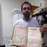 Козацький пом'янник виявлено на Афоні