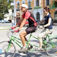 Велопробіг «Бачу! Можу! Допоможу!»