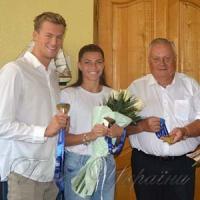 Кава з міським головою і запрошення на чемпіонське весілля