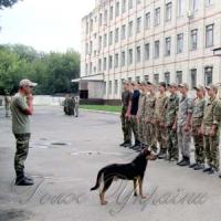 Юные командиры осваивают военные науки