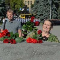 На столичній Солом'янській площі відбувся...