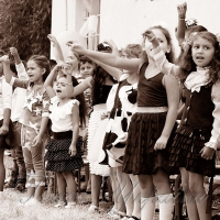 Луганські роми прагнуть  дати своїм нащадкам професію та освіту
