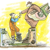 Більшість не поспішають повертати собі заборговану зарплату через суд
