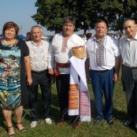 День села поєднався зі святом обжинків