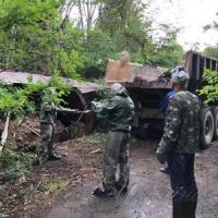 «Металісти» наразили на небезпеку ціле село