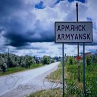 Отруєний вітер з окупованого Армянська  закрив школи і КПВВ у Херсонській області