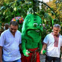 Огіркова столиця  приймала гостей