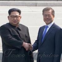 Розпочався  саміт лідерів  двох Корей