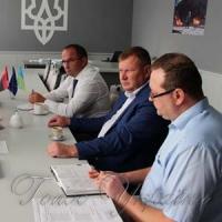 В Івано-Франківську приймали делегацію із Тюрингії