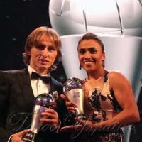 Модрич — кращий гравець року за версією ФІФА
