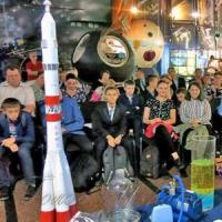 На урок — до Музею космонавтики