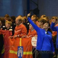 В ужгородському спорткомплексі «Юність»