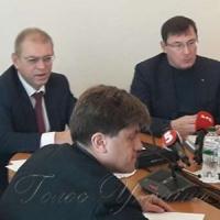 Генпрокурор доповів про обставини «мінометної» справи
