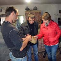 Педагоги с Луганщины побывали на горе  «будителя» национального сознания