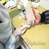 Дізнатися  про наявність ВІЛ  допоможуть  експрес-тести