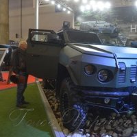 Новий спеціалізований броньований автомобіль «Варта-Новатор»
