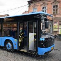 Курсуватимуть нові автобуси