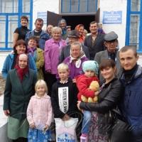 Відзначили сторічний ювілей, а всі читачі «Голосу України» отримали призи