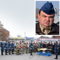 Вічний спокій полковника оберігатиме рідна «Софіївка»