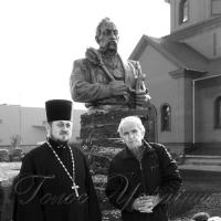 Пам'ятник Петру Калнишевському - символ нескорених
