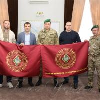 На Хмельниччині створено осередок Патріотичного братства прикордонників України