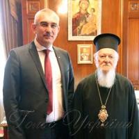 Доторкнулися до тисячолітньої історії світового православ'я