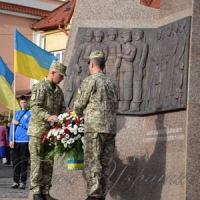 Освятили Меморіал загиблим воїнам АТО