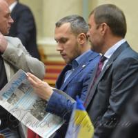 Депутатів закликали розв'язати проблему «євроблях»