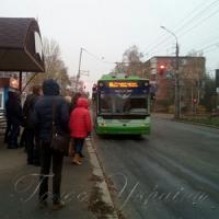 У Черкасах страйкують водії автопідприємств, які обслуговують міські маршрути
