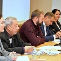 У Полтавській обласній раді визначили 12 переможців і призерів регіонального конкурсу...