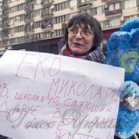 І Київ прибрати, і дітям допомогти