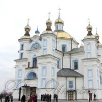 Храм, де бувала Леся Українка