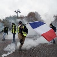 У Франції протестують через ціни на пальне
