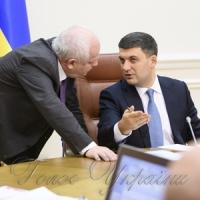 Прем'єр-міністр наголосив, що найціннішим є життя і здоров'я українських моряків