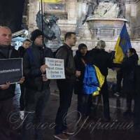 У Парижі відбулися протести проти агресії Росії...