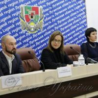 На Луганщині розпочалась  інформаційна кампанія  «Будуймо Європу в Україні»