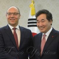 Ключові напрями співпраці з Кореєю — ІТ-сфера і розвиток аграрного сектору