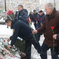 Вшанували пам'ять ліквідаторів аварії на ЧАЕС