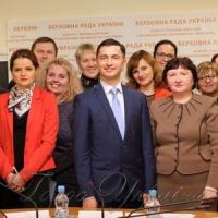 В апараті Верховної Ради завершилося  навчання працівників першого року роботи