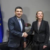 Підписали  низку угод з ЄС  на  понад 160 мільйонів євро