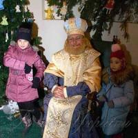 А хто Святого Миколая любить?..