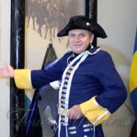 Образ шведського воїна відтворили під Полтавою