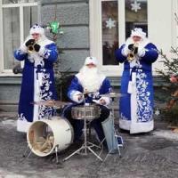 Святковий настрій в Житомирі...