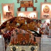 Тут напередодні Нового року в Музеї бурштину...
