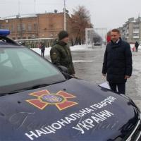 Городской голова Кременчуга Виталий Малецкий...