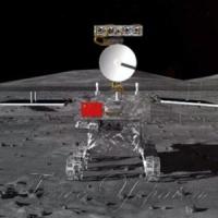 Китайський зонд успішно сів на темний бік Місяця
